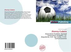 Bookcover of Jhonny Cubero