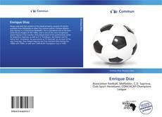 Buchcover von Enrique Díaz