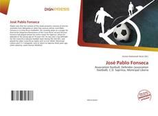 José Pablo Fonseca的封面