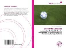 Bookcover of Leonardo González