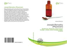 Bookcover of Joseph Barsalou (Physician)