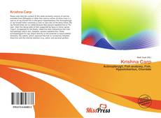 Capa do livro de Krishna Carp
