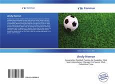 Capa do livro de Andy Herron