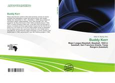 Bookcover of Buddy Kerr