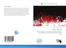 Bookcover of Eric Willis