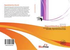 Bookcover of Hypselobarbus Kurali