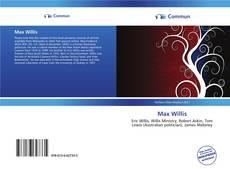 Bookcover of Max Willis