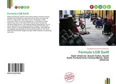 Capa do livro de Formula LGB Swift