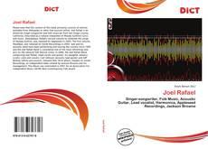 Capa do livro de Joel Rafael