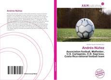 Capa do livro de Andrés Núñez