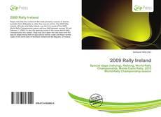 2009 Rally Ireland kitap kapağı
