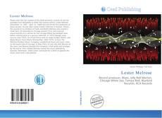 Bookcover of Lester Melrose