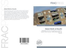 Abdul-Malik al-Houthi kitap kapağı