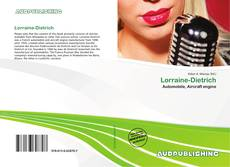 Lorraine-Dietrich的封面