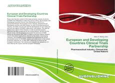 European and Developing Countries Clinical Trials Partnership的封面