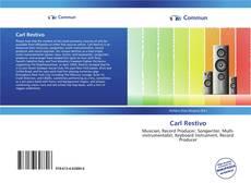 Buchcover von Carl Restivo