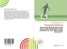Bookcover of Giuseppe Galderisi