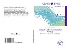 Bookcover of Impact Entrepreneurship Group