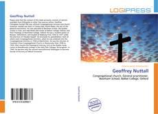 Buchcover von Geoffrey Nuttall