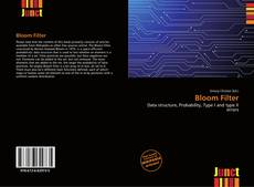 Portada del libro de Bloom Filter