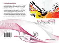 Capa do livro de Lee Jackson (Bassist)