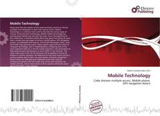 Buchcover von Mobile Technology