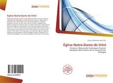 Bookcover of Église Notre-Dame de Vitré