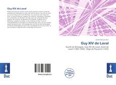 Bookcover of Guy XIV de Laval
