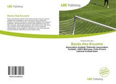 Capa do livro de Basile Aka Kouamé