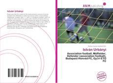 Bookcover of István Urbányi