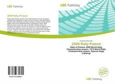 2009 Rally Poland kitap kapağı