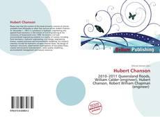 Couverture de Hubert Chanson