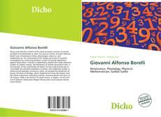 Bookcover of Giovanni Alfonso Borelli