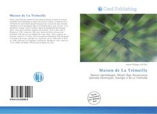 Bookcover of Maison de La Trémoille