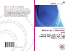 Capa do livro de Maison de la Trémoille-Laval