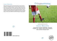 Capa do livro de James Marcelin