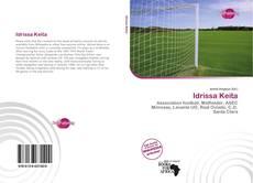 Idrissa Keita kitap kapağı