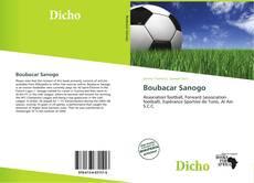 Capa do livro de Boubacar Sanogo