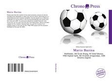 Portada del libro de Mario Bazina