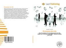 Capa do livro de Économie de Lille