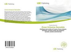Bookcover of Zone Urbaine Sensible