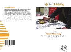 Bookcover of Hassan Massoudy