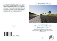 Bookcover of Intercommunalités des Hauts-de-Seine