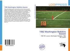 Обложка 1982 Washington Redskins Season
