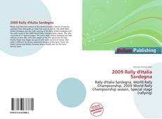 2009 Rally d'Italia Sardegna kitap kapağı