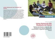 Обложка Union Nationale des Étudiants de France