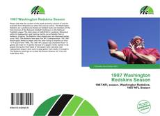 1987 Washington Redskins Season的封面
