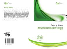 Bookcover of Bobby Klaus