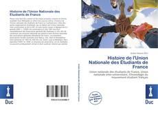 Обложка Histoire de l'Union Nationale des Étudiants de France
