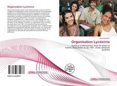 Buchcover von Organisation Lycéenne